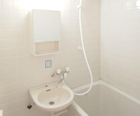 2点式(浴槽と洗面台が一緒)♪