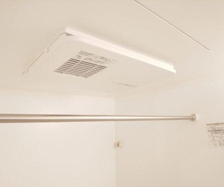 浴室乾燥機!冬場・梅雨時は本当~に助かります♪